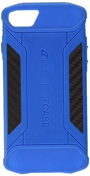 separation shoes b3b4a 59d4f Element Case CFX Mil-Spec Drop Tested Case for Apple iPhone 8 and 7 - Blue  (EMT-322-131DZ-25)