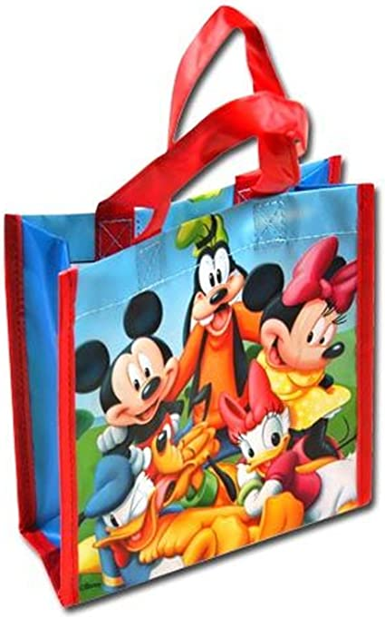 MINNIE /& MICKEY MOUSE PARTY RINGS Pretty Party Loot Bag Filler Packs of 6 or 12