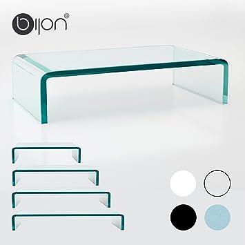 Glasshop24 Bijon Tv Glasaufsatz Monitor Erhöhung Bth
