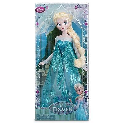 "Disney Frozen Exclusive 12"" Classic Doll Elsa - 2013 Edition: Toys & Games"