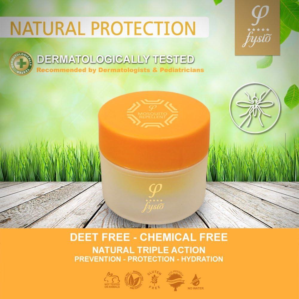 anti mosquitos natural crema