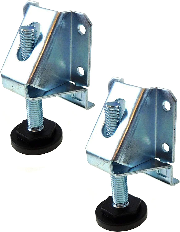 2 STÜCKE Pack 1000 LB Kapazität Swivel Einstellbare Möbel Leveler Stellfüße