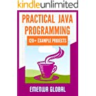 Practical Java Programming: 120+ Practical Java Programming Practices And Projects