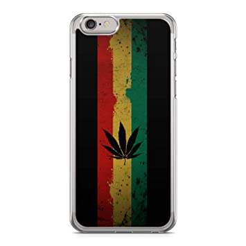 Funda Carcasa Cannabis Marihuana para iPhone 7 Plus 7PLUS ...