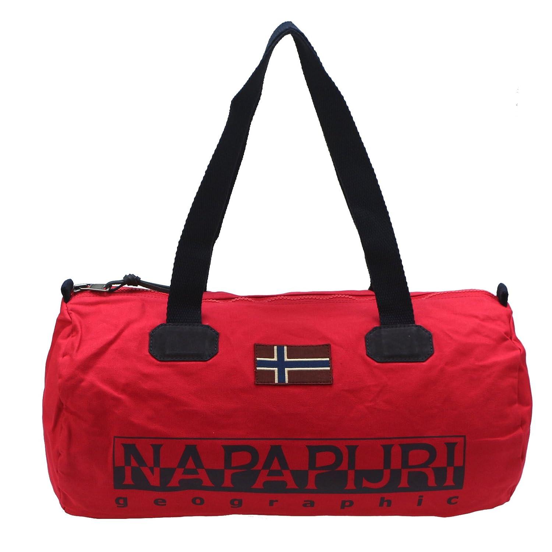 Napapijri Sac - Sac Unisexe Bering Napapijri Bering Small 1 Rot (Sparkling Red) 26x26x50 cm (B x H T) N0YGOV