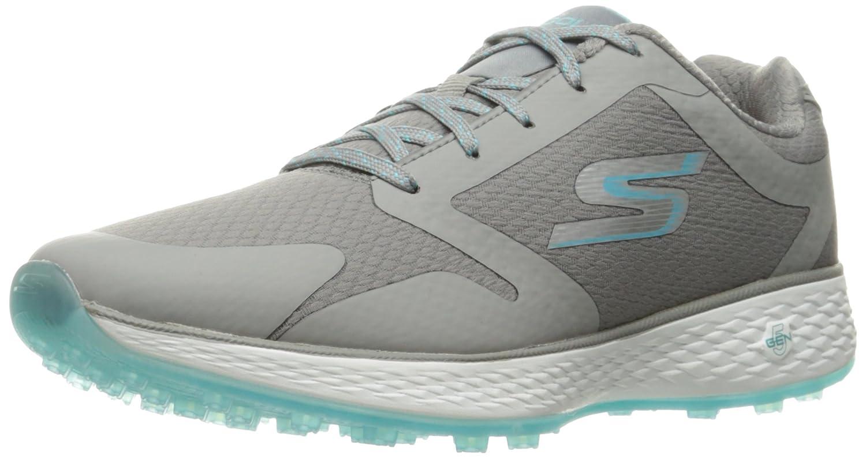 Skechers Women's Go Golf Birdie Golf Shoe B06XWCHNBL 7 B(M) US|Blue/Charcoal