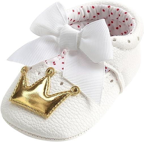 Enfant Bébé Strass Enfants filles Bow Bébé Chaussure Cheville Hiver espagnol Boot sz