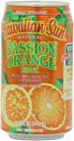 Hawaiian Sun Juice, Orange Passion, 11.5-Ounce (Pack of 24)