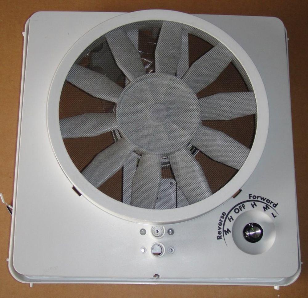 Good Amazon.com: RV Roof Vent Vortex II Ugrade Kit Multi Speed Fan: Automotive
