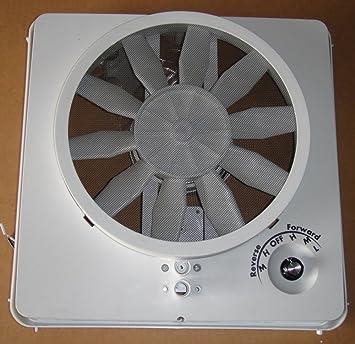Amazon rv roof vent vortex ii ugrade kit multi speed fan rv roof vent vortex ii ugrade kit multi speed fan mozeypictures Gallery