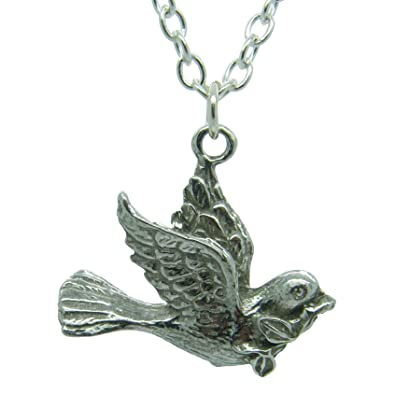 en amazon kiwi uk france dp fine turtle co dove necklace pewter