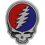 Grateful Dead - Steal Your Face Glitter Die Cut Decal
