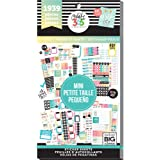 me & my BIG ideas Sticker Value Pack for Mini Planner - The Happy Planner Scrapbooking Supplies - Fitness Theme - Multi…