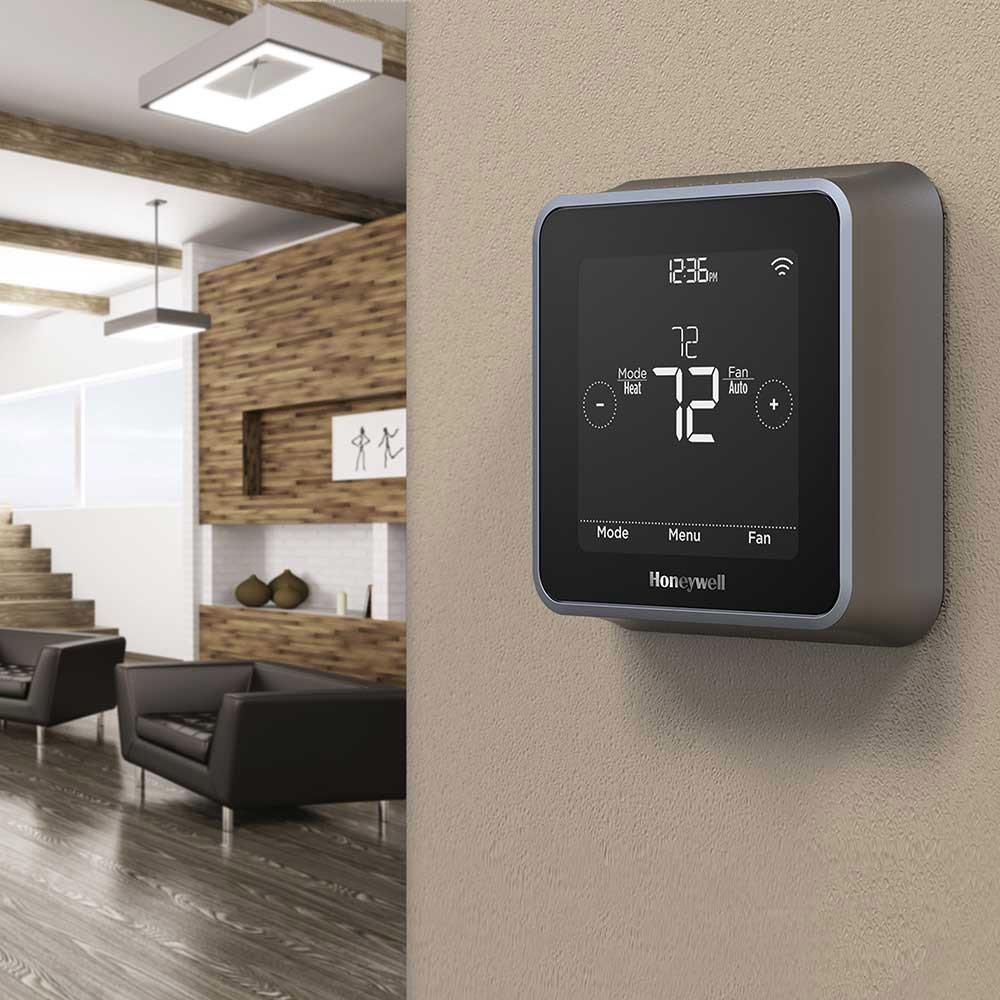 Honeywell Lyric T5 Wi-Fi Smart Thermostat Multi-Pack (Grey/Black) - RCHT8610WF2006 (3-Pack) - - Amazon.com