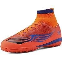 DREAM PAIRS HZ19008K Zapatillas de Fútbol para Niños Pequeños y Grandes