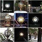 Modeen Outdoor Waterproof Table Lamp Post Light