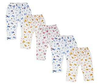8f7a205b5a Buy Kuchipoo Babies  Cotton Pajama - Pack of 5 Online at Low Prices ...