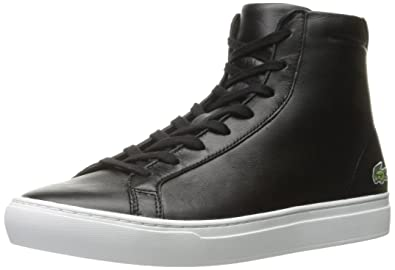 Lacoste L 12 12 Mid 316 1 Men's Dark Grey