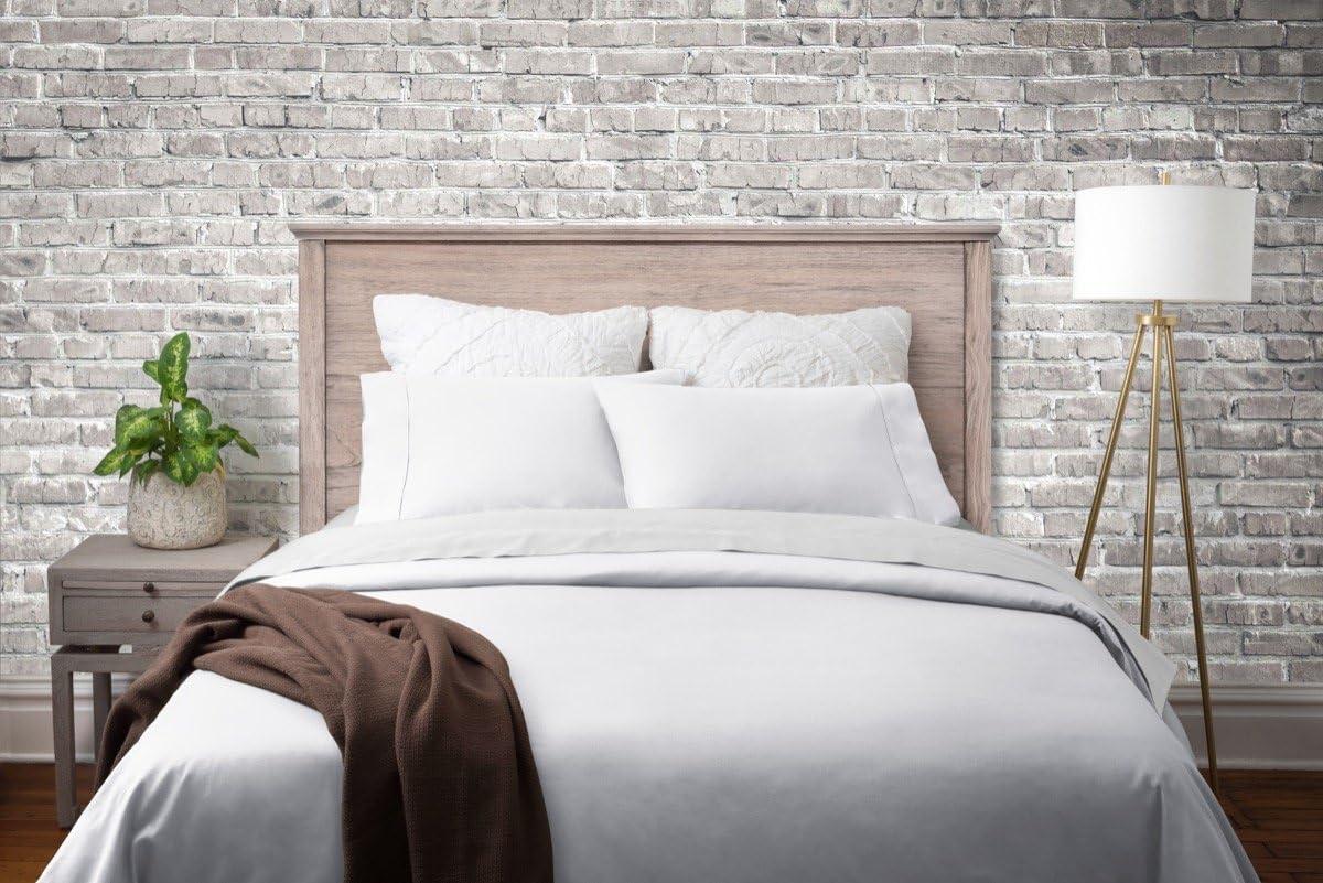 Magnolia Organics Dream Collection Duvet Set - Full/Queen, White