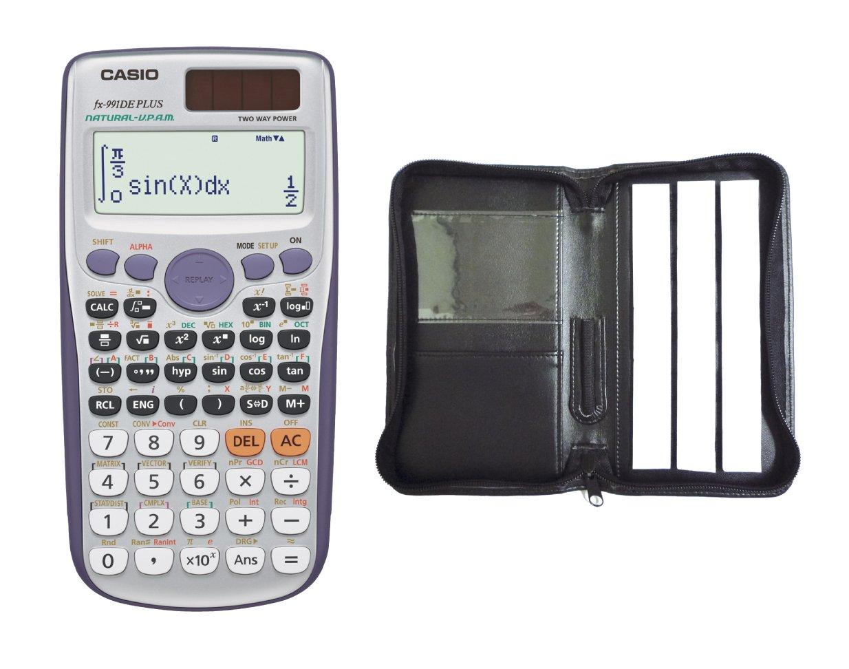 Casio Fx 991 De Plus Paket 1 Brobedarf Schreibwaren Id Calculator