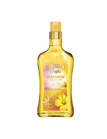 987631ae23 Amazon.com   Hawaiian Tropic Golden Paradise Fragrance Body Mist 8.4 fl oz    Beauty