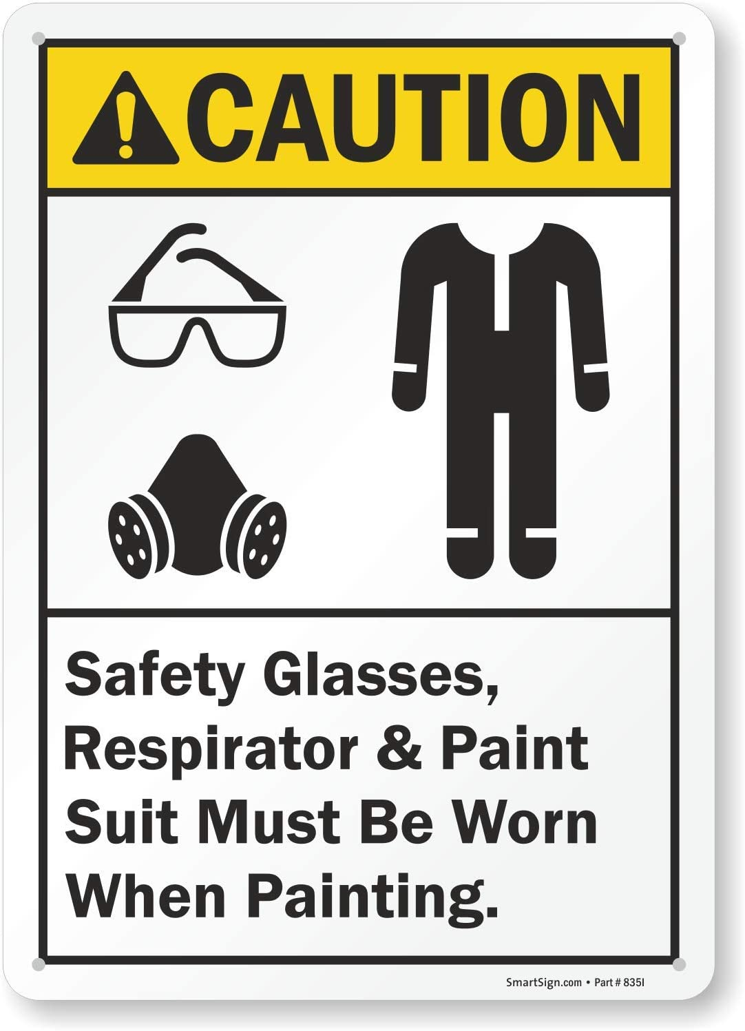 Slipery Surface Work Place Warning Sticker Sign Safety Yellow A7 A6 A5 A4 A3