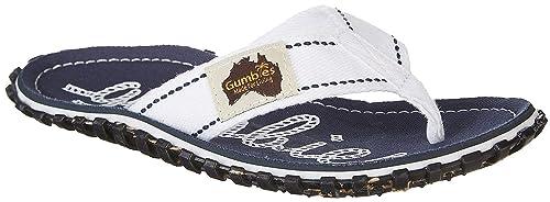 bee14d2ee282 Gumbies Islander Ladies Canvas Flip Flops Navy Rope  Amazon.co.uk  Shoes    Bags