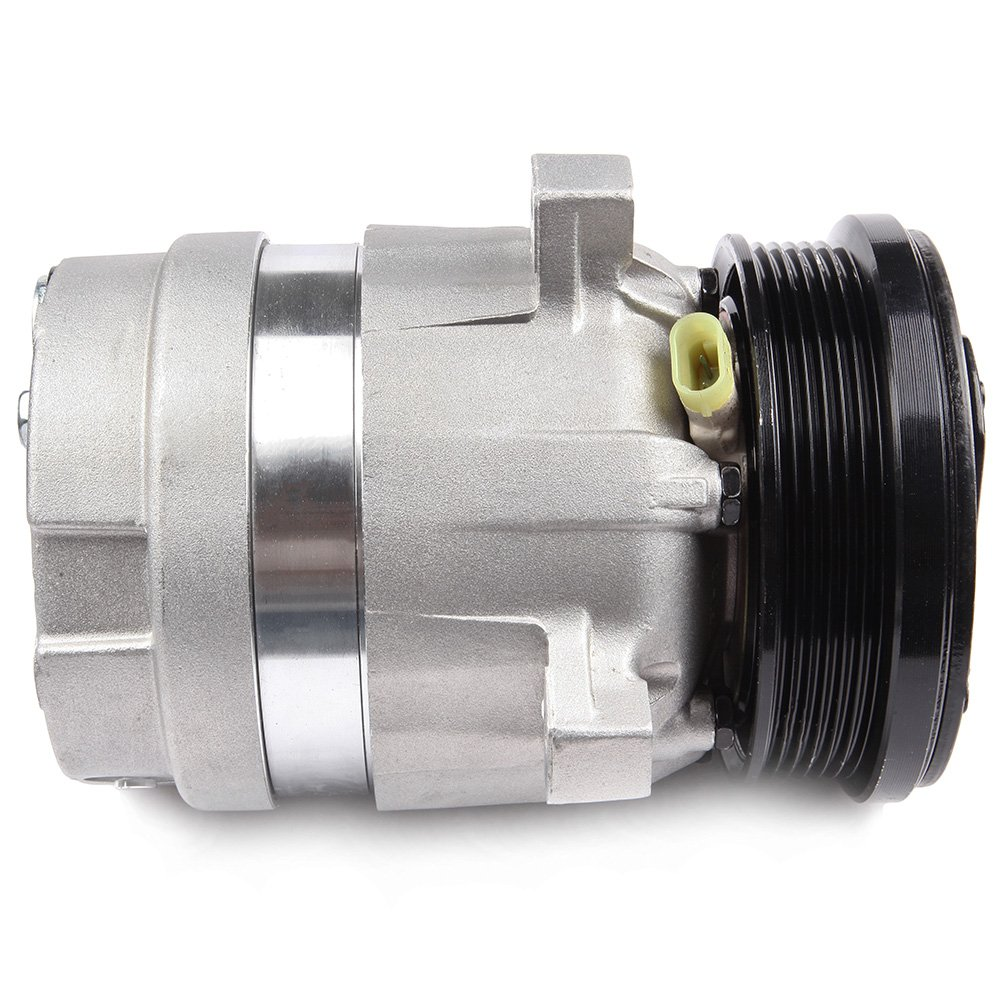 ECCPP AC Compressor and A//C Cluth Replacement for Automotive Replacement Compressor Assembly for 1998-2003 Chevrolet Monte Carlo 1998-1999 Lumina 3.8L Buick Regal CO 20452C