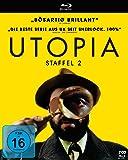Utopia-Staffel 2 [Blu-ray] [Import anglais]