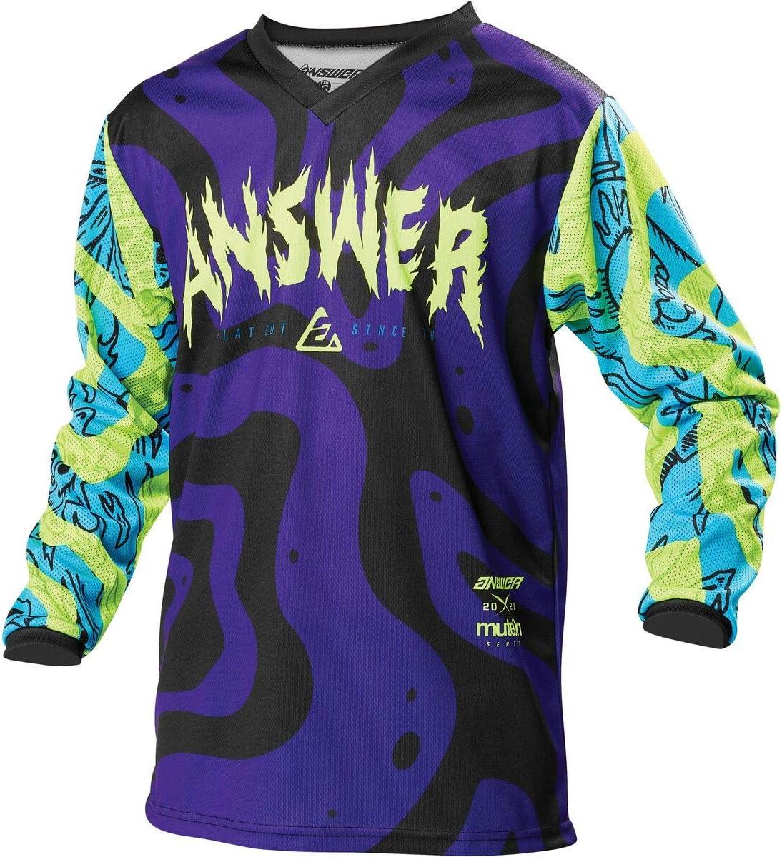 Medium Hyper Acid//Astana Answer 2021 Youth Arkon Jersey Hypno LE