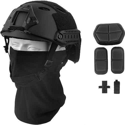 LOOGU Fast PJ Base Jump Military Helmet