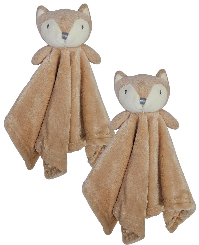 Bon Bebe Gray 4 Pc Plush Baby Gift Set Baby