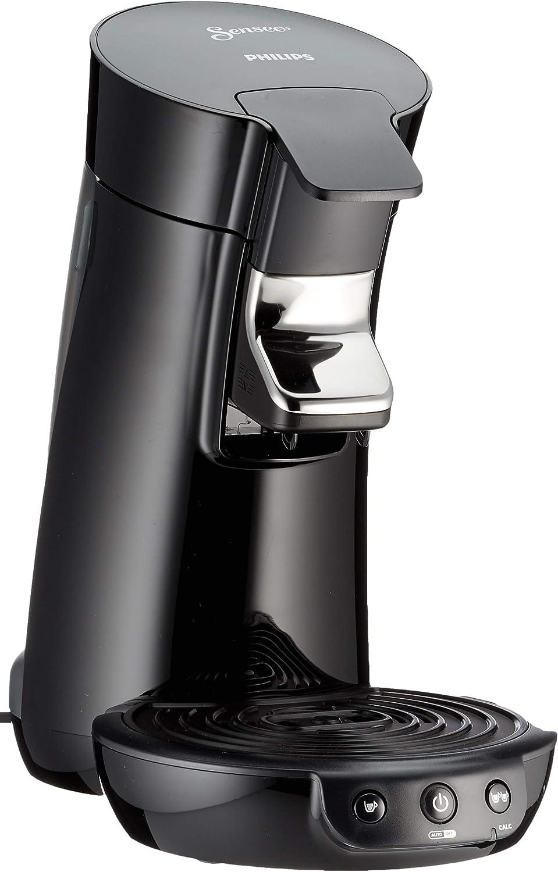 Philips Senseo Viva Cafe HD6561 / 68 No. 1 cafetera de café (crema plus, ajuste de concentración de café) negro + Promoción de participación posible (cápsulas gratis después de la compra): Amazon.es: Hogar