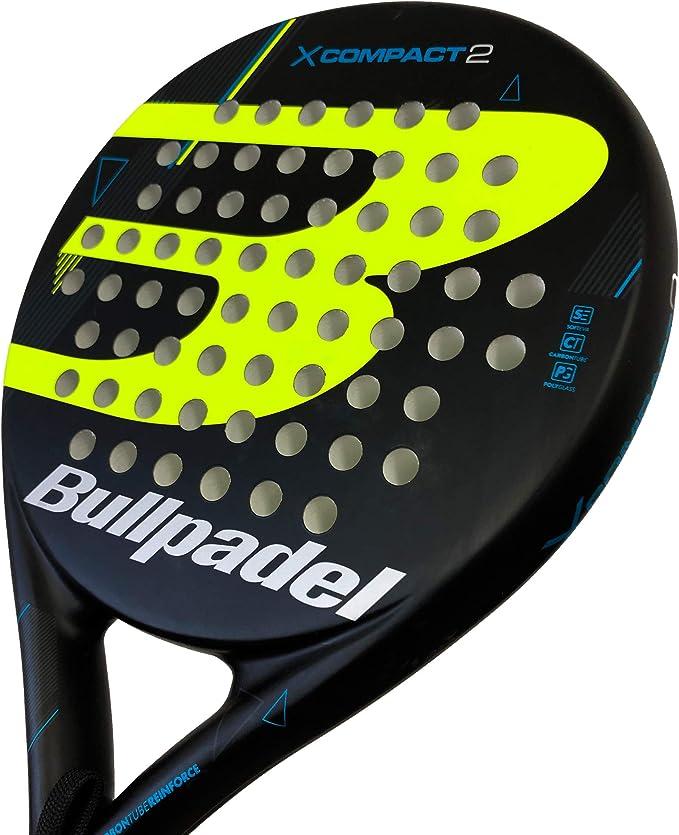 Bullpadel Pala de pádel X-Compact LTD Yellow: Amazon.es: Deportes ...