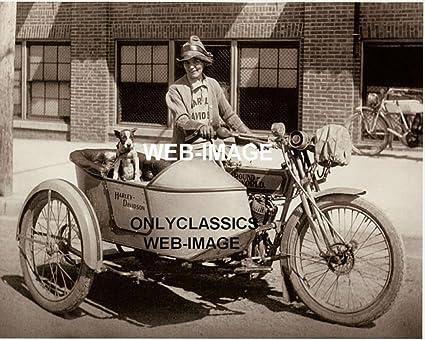Amazon com: OnlyClassics 1914 Vintage Harley Davidson