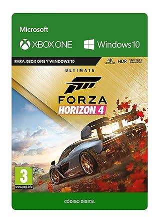 Forza Horizon 4 Ultimate | Xbox One - Código de descarga ...