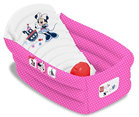 Plastimyr Bañera Hinchable Minnie: Amazon.es: Bebé