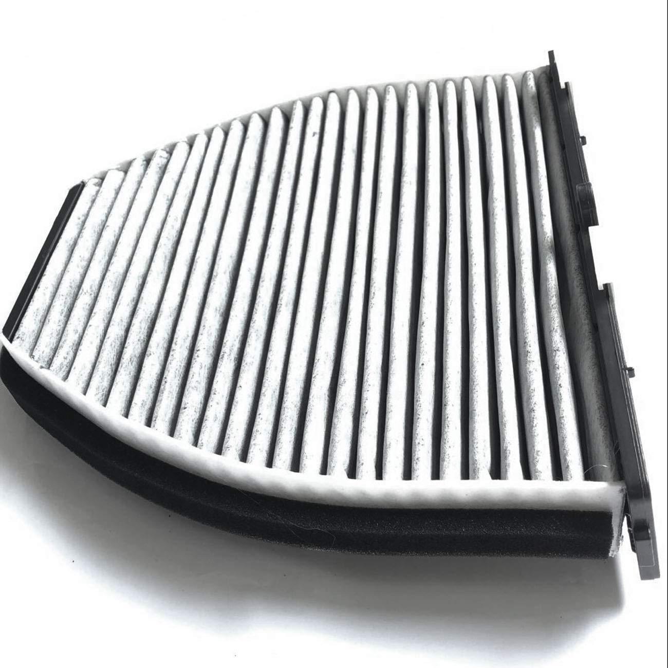 Semoic pour Mercedes W218 A207 R231 C204 V212 S212 Amggt Filtre /à Air DHabitacle Mann Cuk29005 Cuk2551