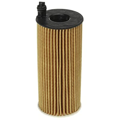 MAHLE OX 404D ECO Engine Oil Filter, 1 Pack: Automotive