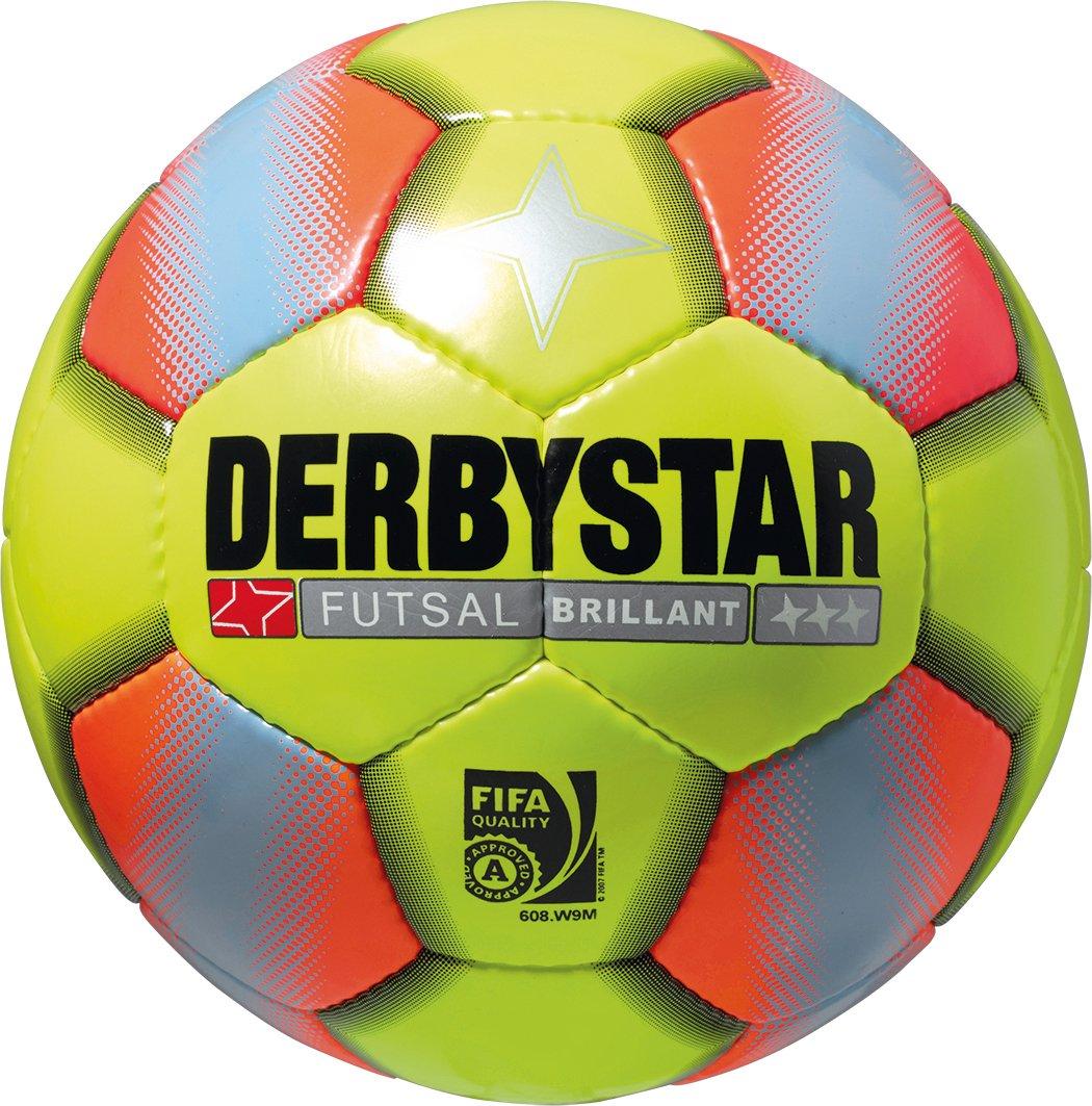 Derbystar Futsal Brillant ballon de salle 1081400576