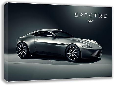 James Bond Spectre 007 Aston Martin Db10 Leinwand Art Wand 76 2 X 45 7 Cm Amazon De Küche Haushalt