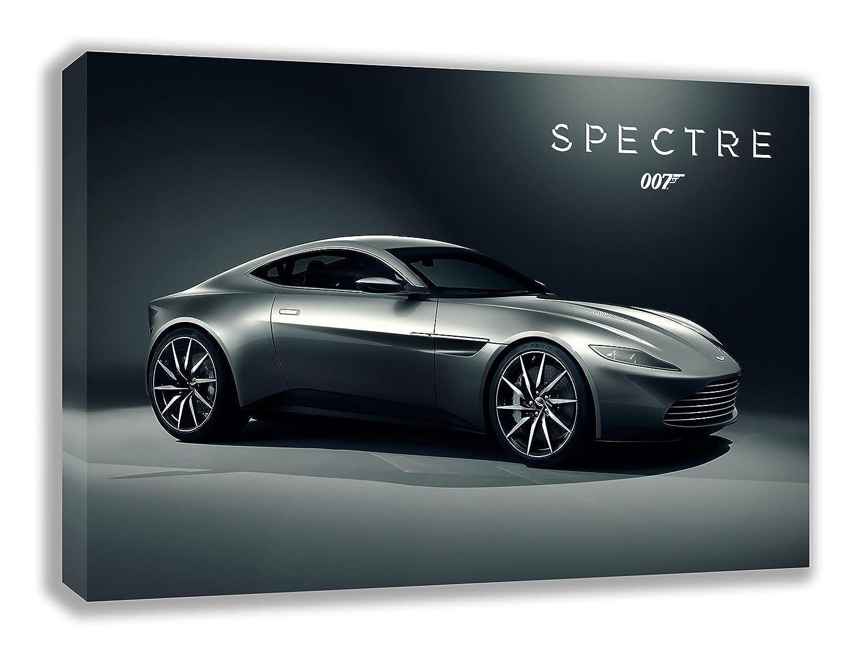 Amazon Com James Bond Spectre 007 Aston Martin Db10 Canvas
