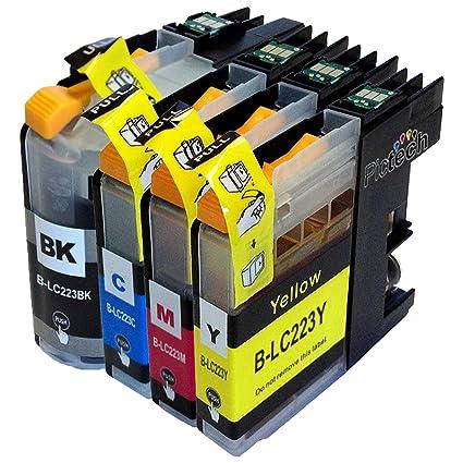 Cartuchos de tinta compatibles hermano Pictech MFC-J5620DW ...