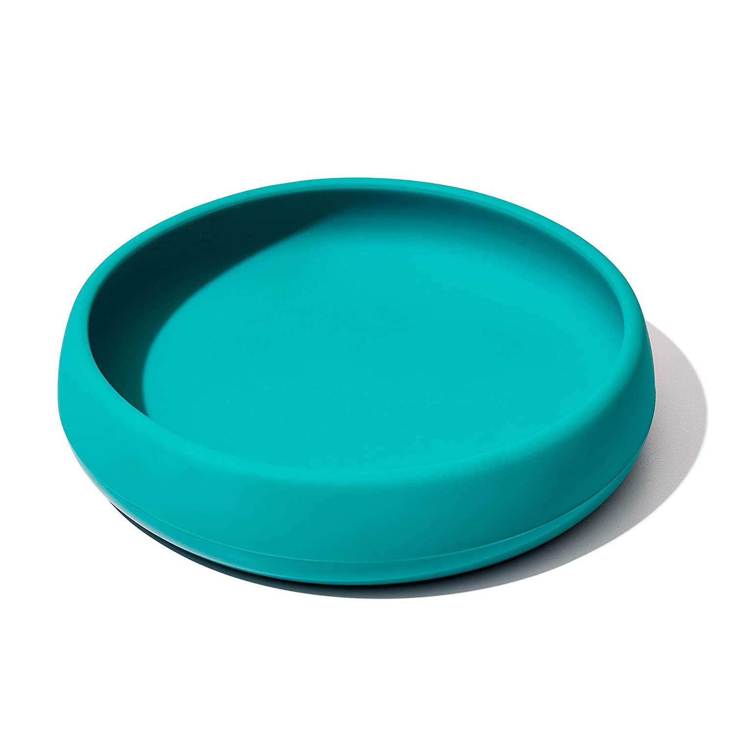 OXO Tot Silicone Plate Teal