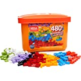 Blocos de Montar, 480 peças, Mega Construx, Mattel