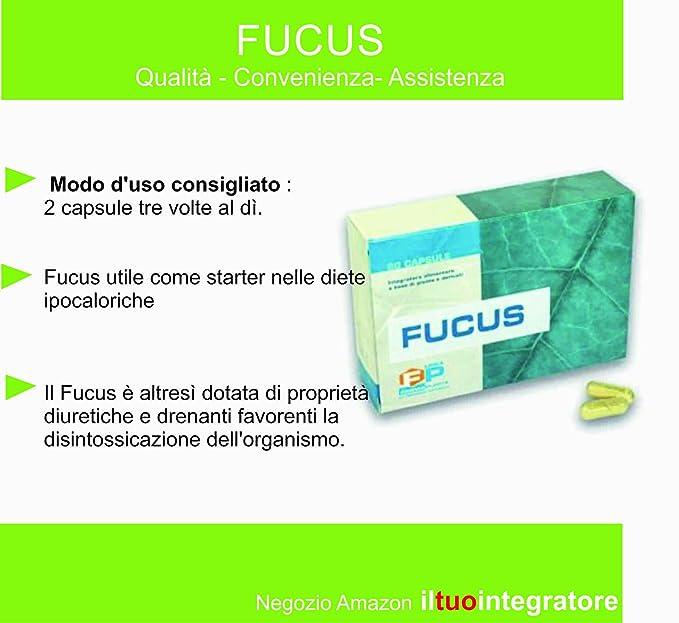 Next Nutrition Fucus control del peso corporal la reducción ...