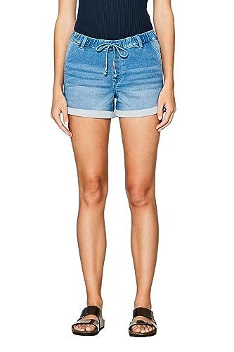 edc by Esprit 067cc1c005, Pantalones Cortos para Mujer