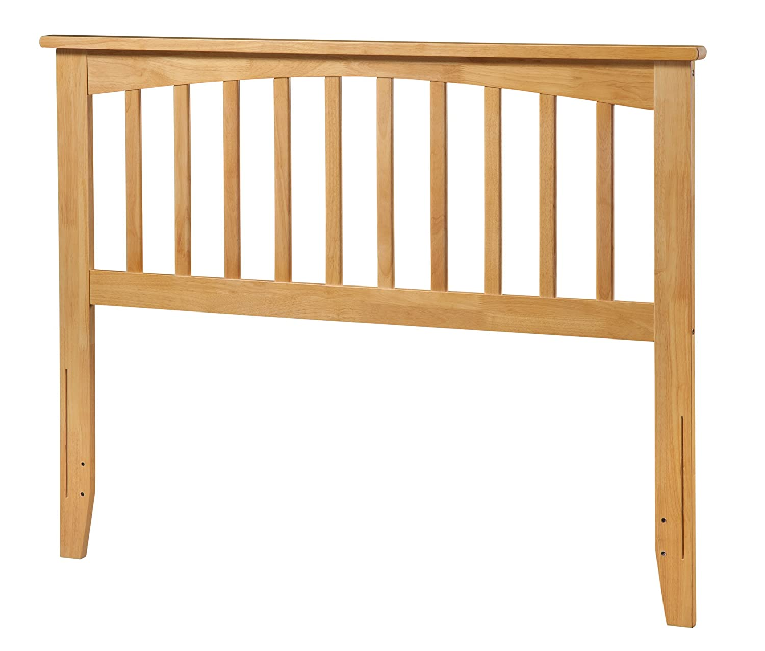 Atlantic Furniture Mission Headboard - Full - Natural