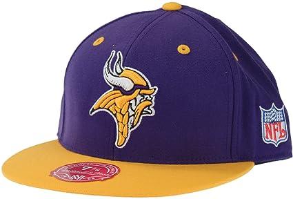 8766778de27 Amazon.com   Mitchell   Ness Minnesota Vikings NFL