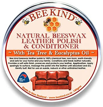 Amazon Com Bee Kind Beeswax Leather Upholstery And Leather Couch